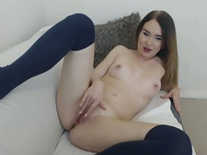 Busty Sexy Perfect Russian Plays P1 HD