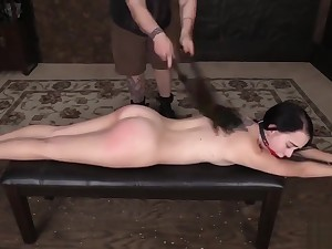 Teen BDSM - Babmi Black - Helplessness of the Hold together 3