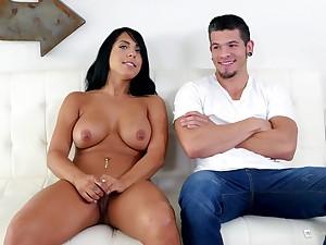 Hot latina babe Mila Houston hardcore porn mistiness