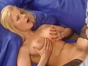 Horny German Comme ci Fucks Say no to Man At Home