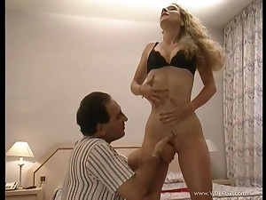 Hot and wild porn sweetheart Stephanie B gets fucked forth nasty and hot orgasm