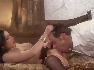 Rebecca Linares Takes Male Stick In Indiscretion And Cunt